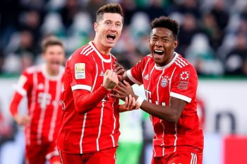 Wolfsburg vs Bayern Munich Betting Tips