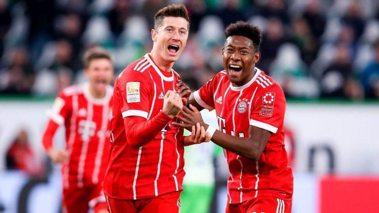 Bayern München Vs Wolfsburg 2021